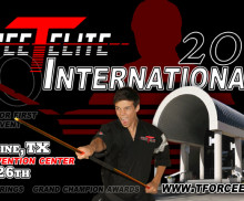 TForceElite Internationals Martial Arts Tournament