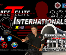 Wishful & Fun Survey!  Which Great Martial Artists will be Teaching Seminars at TForceElite Internationals?